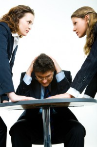 Learn to resolve conflicts effectively