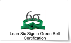 Lean Six Sigma Green Belt Certification Training Course by pdtraining in Chicago