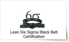 Salary Income Level for Six Sigma Black, Green & Yellow Belts in the